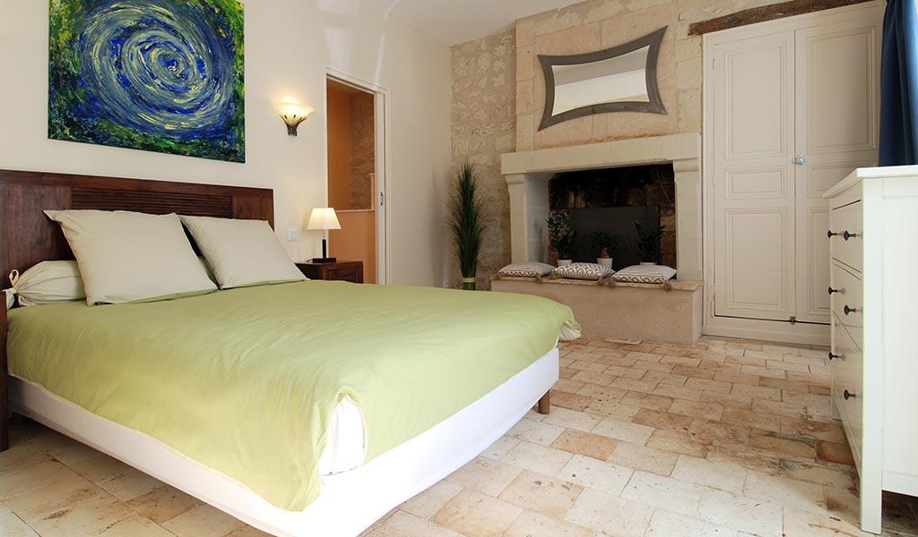 la closerie gasthaus in der n he von saumur anjou loire tal. Black Bedroom Furniture Sets. Home Design Ideas